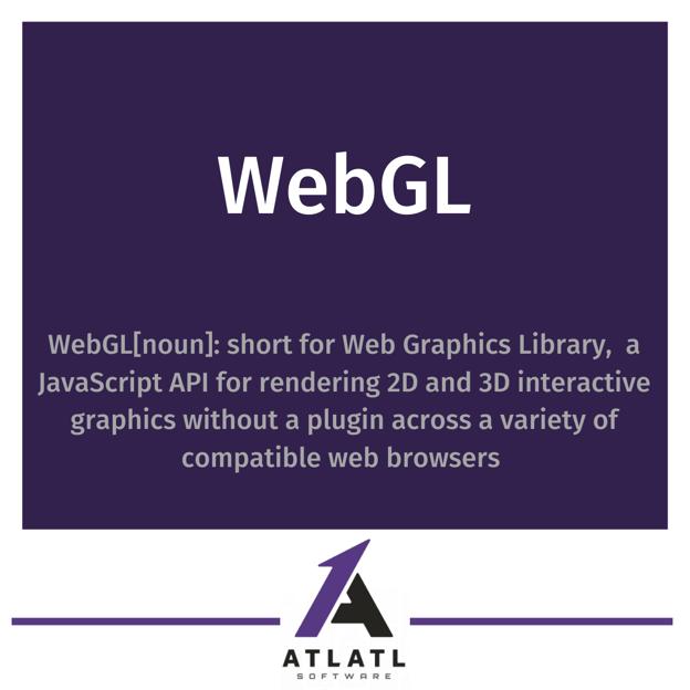 What Is webGL
