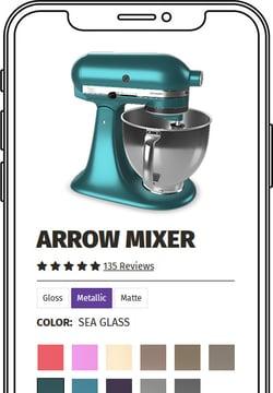 arrow-mixer-preview