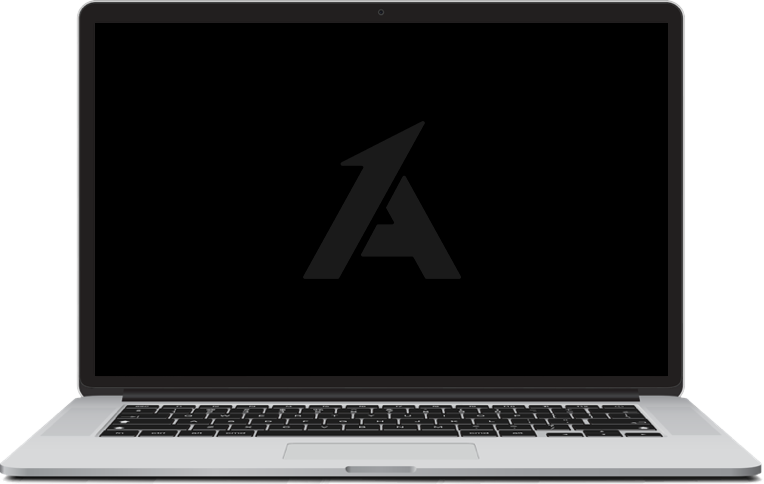 Laptop image for backdrop of dynamic content
